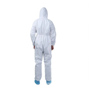 High Quality Disposable Sterile Coverall Protective Clothing